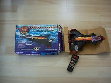 Vintage 1989 Radio Shack F-19A Jet Fighter Nib Works tested Remote Control Rare