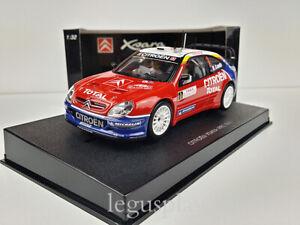 Slot Car Scalextric AUTOart 13691 Citroen Xsara WRC #1 Rally Montecarlo '05 Loeb