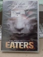 """DVD """"EATERS. LA RAZZA SI E' EVOLUTA"""" 2010 SIGILLATO! -  A8"""