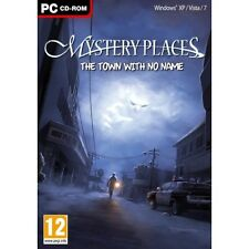 Mystery Places The Town With No Name (PC) BRAND NEW AND SEALED - QUICK DISPATCH