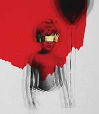 Rihanna-Anti  CD NEW