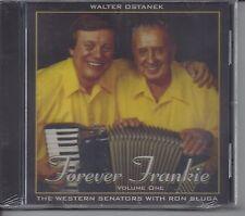 """WALTER OSTANEK  """"Forever Frankie""""   NEW SEALED SLOVENIAN POLKA CD"""