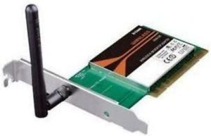 D-Link Wireless N 150 Desktop Pci Adapter 802.11n 150mbps DL-DWA525