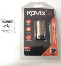 Kovix Electric Motor Lock - Minn Kota Mounting Bracket - Boat  - BLA 215209