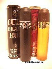 Das Grosse XXL 130 ml  und das Cuba Black Box  130ml Edt Von Diamond