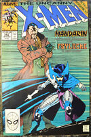 UNCANNY X-MEN #256 (Dec 1989, Marvel) 1st Appearance of New Psylocke NM+ 9.4-9.6