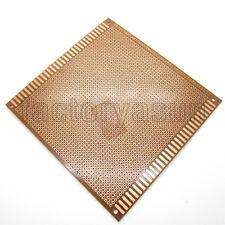 5PCS Prototype PCB 13x13cm Universal Single Side Copper Project Breadboard