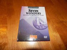 ANCIENT CIVILIZATIONS SEVEN WONDERS Ancient Mysteries History Channel LN DVD