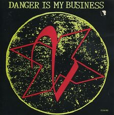 TIMES TWO Danger Is My Business (1990 U.S. 5 Track CD Mini Album)