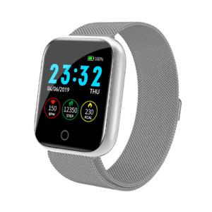 Waterproof Activity Tracker Smart Watch for Samsung iPhone iOS LG Motorola Moto