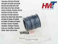 Yamaha DT125 DT175 IT125 IT175 MX175 RT180 YZ250 Exhaust Muffler Gasket NEW