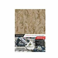 Multicam Arid, Mil-spec fabric sheet wrap, waterproof, All surface! COMPACT