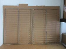 Ge Range Oven Rack w/ some wear Lot of 2 Part # Wb48K5019