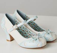 Ladies Ex Joe Browns Tea & Cakes Vintage Shoes Quirky Retro Sizes 4-8