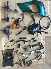 Yamaha TDM850 TDM 850 Various Parts Footpegs Spindle Panel Etc 3VD Model JOB LOT