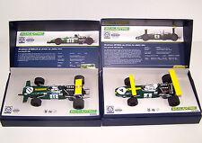 "Scalextric Legends c3588a + c3702a Brabham bt26a ""JACKY ICKX"" f1 1969 Slot 1:32"