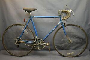 Schwinn 1975 Traveler Vintage Touring Road Bike Large 58cm Shimano Steel USA!