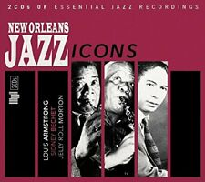New Orleans Jazz Icons [CD]