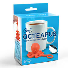 Tea Infuser For Loose Tea- Octapus shaped - Cute - OCTEAPUS by FRED, new in box