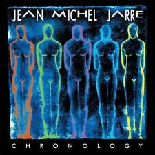 Chronology [25th Anniversary] by Jean Michel Jarre (Vinyl, Apr-2018, Sony CMG)