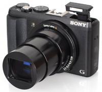 A - Sony Cyber-Shot DSC-HX60V Digital Cámara Compacta - Restaurado