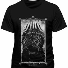 Game of Thrones - Win or Die T Shirt - NEW & OFFICIAL