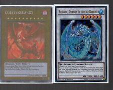 Yugioh Card - Ultra Rare Holo - Brionac Dragon Of The Ice Barrier DUSA-EN073