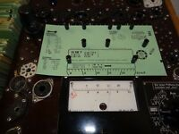 Sylvania 12SK7 Röhre 17 mA Tube Valve auf Funke W19 geprüft BL1245