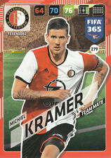 Panini Adrenalyn XL FIFA 365 2018 #279 Michiel Kramer Feyenoord Rotterdam