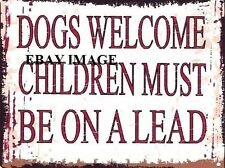 Unbranded Metal Welcome Decorative Plaques & Signs