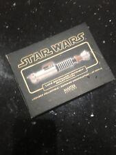 Star Wars Master Replicas Luke Skywalker .45 ROTJ Lightsaber- Blue Tray Version