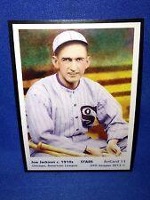Joe Jackson, Chicago, ArtCard #11 - Baseball card of Star player c.1910's