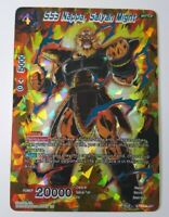 SS3 Nappa, Saiyan Might - Dragon Ball Super CCG NM/M BT7-125 ISR
