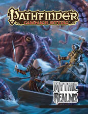 Pathfinder Campaign Setting: Mythic Realms by Paizo Staff (Paperback, 2013)