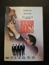 Reservoir Dogs (Dvd, 2002, Widescreen Full Frame Versions)