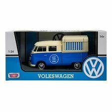 1 24 VW VOLKSWAGEN T1 Type 2 Food Truck Catering 1962 Diecast Van Bus Model