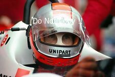 John Watson McLaren F1 Portrait Dutch Grand Prix 1982 Photograph
