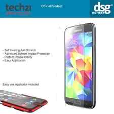 Genuine Tech21 Impact Shield Self Heal Screen Protector For Samsung S5 T21-4078