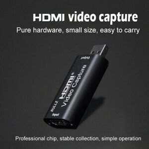 HDMI Video capture card single-channel live recorder Full hd 1080P