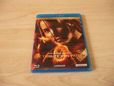 Blu Ray Die Tribute von Panem - The Hunger Games - 2012 - Jennifer Lawrence