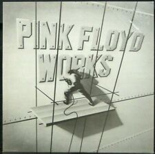 PINK FLOYD 'Works' Near Mint Never played 1983 1st press Promo LP