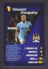 Real - Welt Fussball Stars 2014 - Vincent Kompany - Manchester City