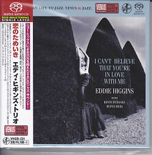 Eddie Higgins Trio I Can't Believe That You're In Love With Me Japan Venus SACD