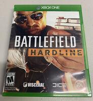 Battlefield Hardline (Microsoft Xbox One, 2015) EA