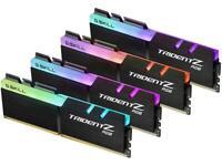 G.SKILL TridentZ RGB Series 64GB (4 x 16GB) 288-Pin DDR4 SDRAM DDR4 3000 (PC4 24