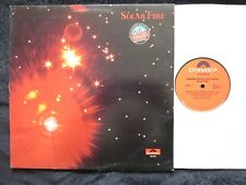 MANFRED MANN'S EARTH BAND, Solar Fire ROBERT LUDWIG USA 1st pressing EXC- LP