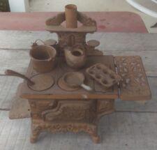 Cast Iron Toy Stove