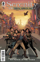 Serenity No Power in the 'Verse #2 DARK HORSE COVER B 1st Print, 2016