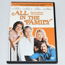 All In The Family Complete Season 3 DVD 3 Discs 24 Episodes