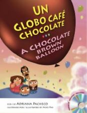 A Chocolate Brown Balloon by Adriana Pacheco
